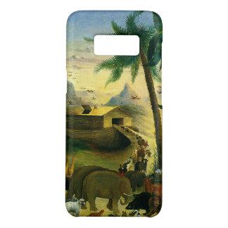Coque Case-Mate Samsung Galaxy S8 Art populaire victorien vintage, l'arche de Noé