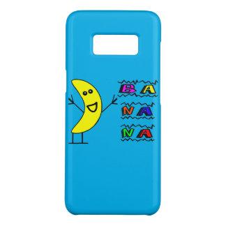 Coque Case-Mate Samsung Galaxy S8 Banane heureuse