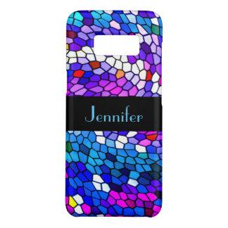 Coque Case-Mate Samsung Galaxy S8 Caisse de la galaxie personnalisée par motif S8 de