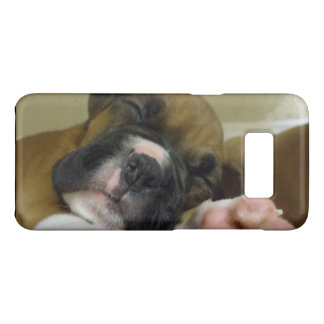 Coque Case-Mate Samsung Galaxy S8 Caisse de la galaxie S8 de Samsung de chiot de