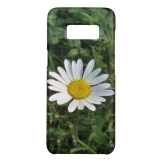 Coque Case-Mate Samsung Galaxy S8 Caisse de la galaxie S8 de Samsung de marguerite