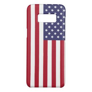 Coque Case-Mate Samsung Galaxy S8 Caisse patriotique de la galaxie S8 de Samsung
