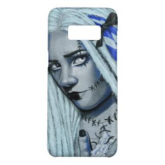 Coque Case-Mate Samsung Galaxy S8 Caisses gothiques déchirées d'art d'imaginaire de