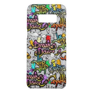 Coque Case-Mate Samsung Galaxy S8 Cas de téléphone de graffiti de hip hop