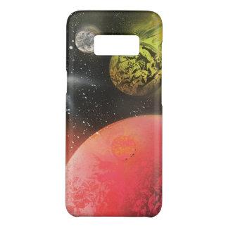 Coque Case-Mate Samsung Galaxy S8 Cas imminent de téléphone d'art de peinture de jet