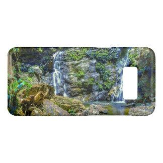 Coque Case-Mate Samsung Galaxy S8 Cascade de forêt tropicale