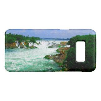 Coque Case-Mate Samsung Galaxy S8 Cascade tropicale de rivière