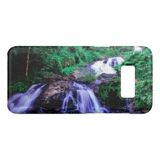 Coque Case-Mate Samsung Galaxy S8 Cascade tropicale de rivière de forêt tropicale
