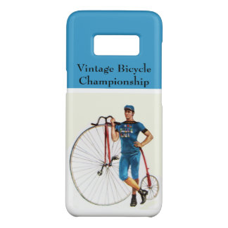 Coque Case-Mate Samsung Galaxy S8 Championnat vintage de bicyclette
