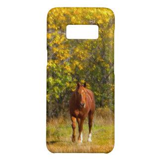 Coque Case-Mate Samsung Galaxy S8 Cheval d'automne