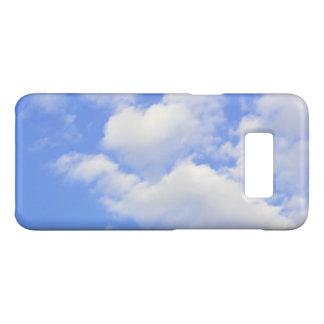 Coque Case-Mate Samsung Galaxy S8 Coeur des nuages