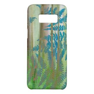 Coque Case-Mate Samsung Galaxy S8 Collage des fougères et de la forêt | Seabeck, WA