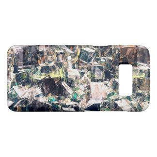 Coque Case-Mate Samsung Galaxy S8 Collection chaotique de cubes