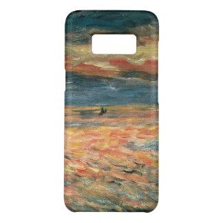 Coque Case-Mate Samsung Galaxy S8 Coucher du soleil en mer par Pierre Renoir,