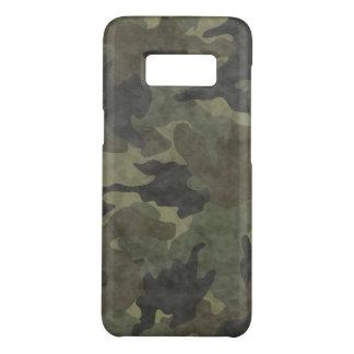 Coque Case-Mate Samsung Galaxy S8 Couvertures minces kaki grunges fraîches de cas de