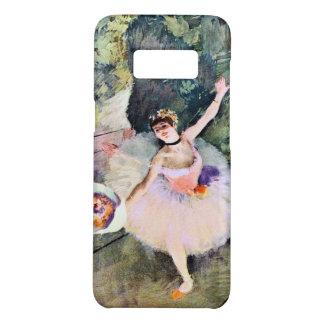 Coque Case-Mate Samsung Galaxy S8 Danseur avec un bouquet des fleurs par Edgar Degas