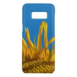 Coque Case-Mate Samsung Galaxy S8 Douille avec le tournesol et le ciel bleu