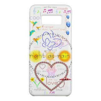 Coque Case-Mate Samsung Galaxy S8 éditions de Samsung de cas de téléphone de
