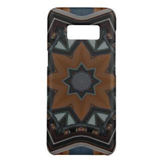 Coque Case-Mate Samsung Galaxy S8 Étoile de brun de kaléidoscope