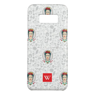 Coque Case-Mate Samsung Galaxy S8 Floral vintage de Frida Kahlo |