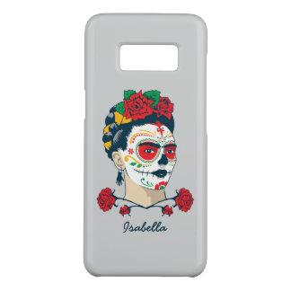 Coque Case-Mate Samsung Galaxy S8 Frida Kahlo | El Día de los Muertos