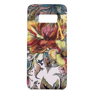 Coque Case-Mate Samsung Galaxy S8 Galaxie florale S8, à peine là cas de Samsung de