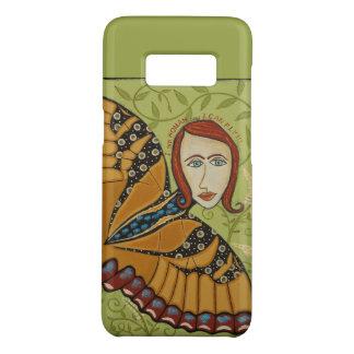 Coque Case-Mate Samsung Galaxy S8 Galaxie S8 de Samsung - je suis femme/papillon