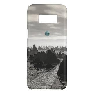 Coque Case-Mate Samsung Galaxy S8 Globes bleus mystérieux