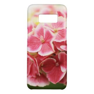Coque Case-Mate Samsung Galaxy S8 Hortensia rose vintage floral