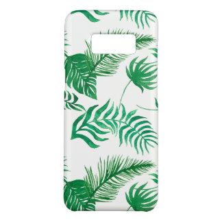 Coque Case-Mate Samsung Galaxy S8 Jungle légèrement dispersée Fonds