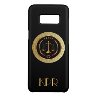 Coque Case-Mate Samsung Galaxy S8 Juridique/loi/caisse de la galaxie 8 Samsung de