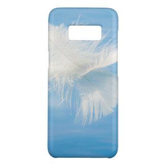Coque Case-Mate Samsung Galaxy S8 La plume blanche réfléchit sur l'eau | Seabeck, WA