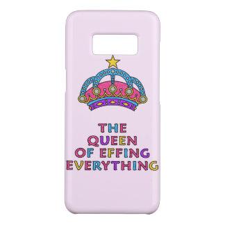 Coque Case-Mate Samsung Galaxy S8 La reine de merde tout caisse de la galaxie S8