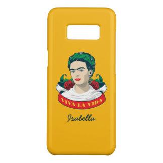 Coque Case-Mate Samsung Galaxy S8 La Vida de vivats de Frida Kahlo |
