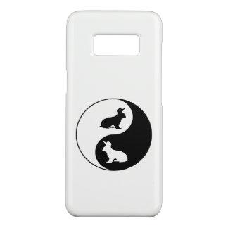 Coque Case-Mate Samsung Galaxy S8 Lapins de Yin Yang