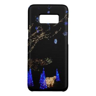 Coque Case-Mate Samsung Galaxy S8 Le pays des merveilles d'hiver allume des vacances