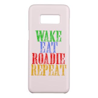Coque Case-Mate Samsung Galaxy S8 Le sillage mangent la répétition de ROADIE