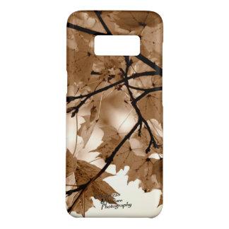 Coque Case-Mate Samsung Galaxy S8 Le vif de l'affaire 3,0 de téléphone d'automne