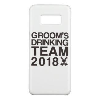 Coque Case-Mate Samsung Galaxy S8 L'équipe potable 2018 du marié