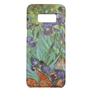 Coque Case-Mate Samsung Galaxy S8 Les iris par Vincent van Gogh, cru fleurit l'art