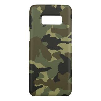 Coque Case-Mate Samsung Galaxy S8 Les militaires kaki de Camo camouflent des cas de