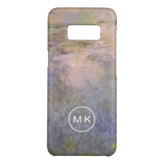Coque Case-Mate Samsung Galaxy S8 L'étang de nénuphar