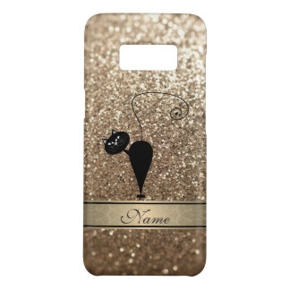 Coque Case-Mate Samsung Galaxy S8 Monogramme à la mode girly mignon élégant de