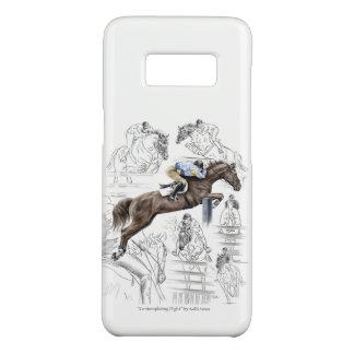 Coque Case-Mate Samsung Galaxy S8 Montage de barrières de chevaux de pullover
