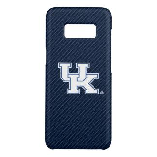 Coque Case-Mate Samsung Galaxy S8 Motif BRITANNIQUE de fibre de carbone du Kentucky