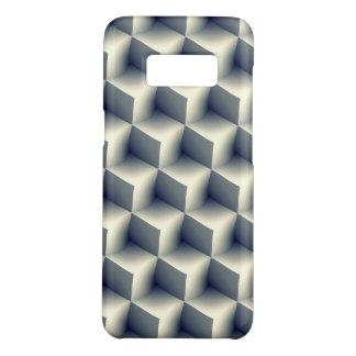 Coque Case-Mate Samsung Galaxy S8 motif des cubes 3D