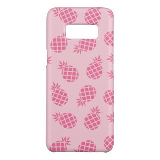 Coque Case-Mate Samsung Galaxy S8 Motif mignon Girly d'ananas de rose en pastel