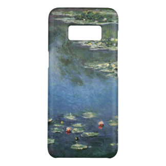 Coque Case-Mate Samsung Galaxy S8 Nénuphars par Claude Monet, fleurs vintages