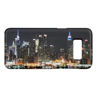 Coque Case-Mate Samsung Galaxy S8 New York la nuit