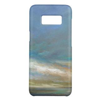 Coque Case-Mate Samsung Galaxy S8 Nuages côtiers avec l'océan
